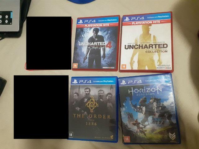 Jogos de PS4 Playstation 4 Semi Novos - Zona Norte