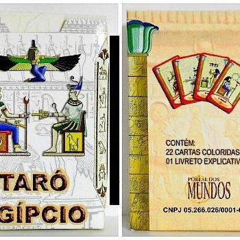 Tarot Egipcio RARO para colecionadores