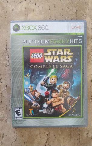 LEGO Star Wars Saga Completa Xbox 360