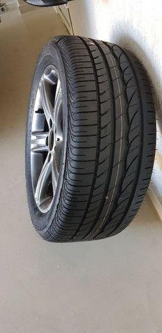 Roda + Pneu BMW