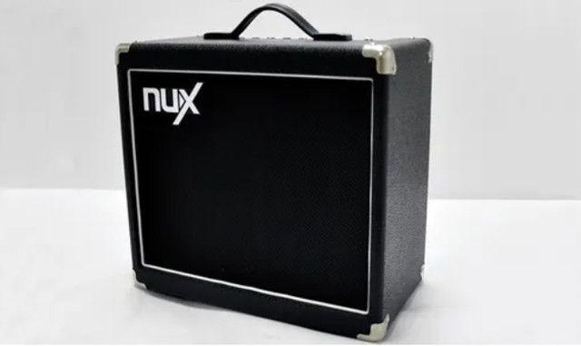 Caixa Amplificadora Mighty-30X Marca Nux