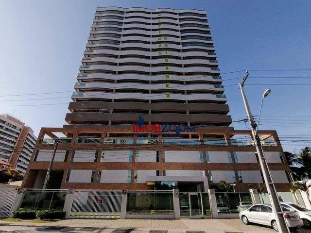 Apartamento com 3 dormitórios à venda, 76 m² por R$ 739.559 - Luciano Cavalcante - Fortale