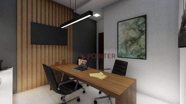 Sobrado com 4 dormitórios à venda, 615 m² por R$ 1.899.000,00 - Condomínio do Lago - Goiân - Foto 13