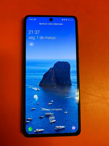 Samsung a 71  troco por a 31