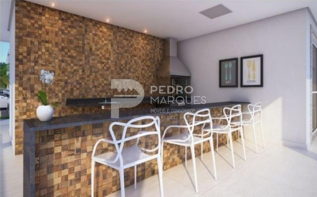 Apartamento para Venda em Sete Lagoas, Vapabuçu, 2 dormitórios, 1 banheiro, 1 vaga - Foto 2