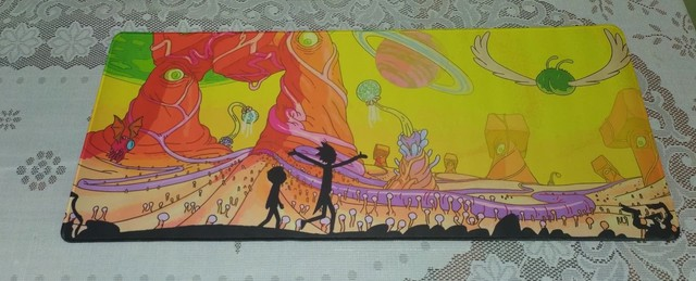 Mouse Pad 70x30 Rick And Morty - Foto 2