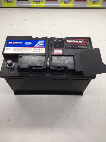 Bateria start stop linha GM turbo 80AH