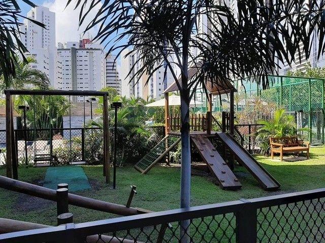 RB 076 Lindo apartamento 3 quartos 100m² -local mais cobiçado de Boa viagem - Foto 5