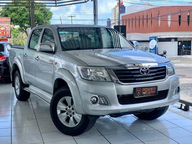 Toyota Hilux 2014 flex extra