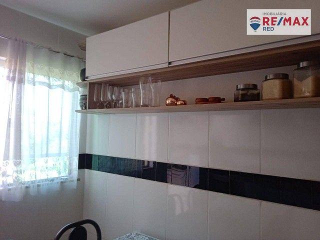 Apartamento com 3 dormitórios à venda, 80 m² por R$ 220.000,00 - Santo Agostinho - Conselh - Foto 4