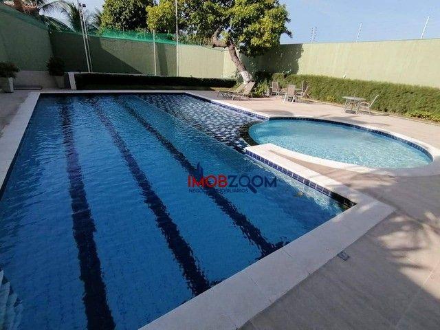 Apartamento com 3 dormitórios à venda, 76 m² por R$ 739.559 - Luciano Cavalcante - Fortale - Foto 16