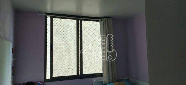 Apartamento com 3 dormitórios à venda, 98 m² por R$ 1.300.000,00 - Icaraí - Niterói/RJ - Foto 12
