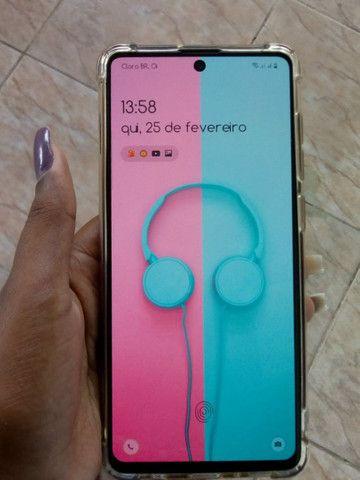 Vendo ou troco sansung a71 por iphone