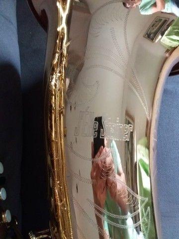 Sax Baixo Compacto Jelle Stainer
