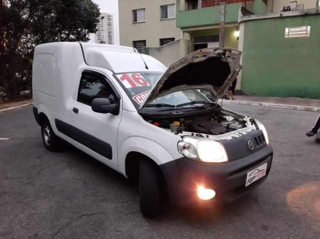 Fiorino Evo 1.4 Flex + Gnv Completa + Air Bag + Abs Financio! - Foto 17