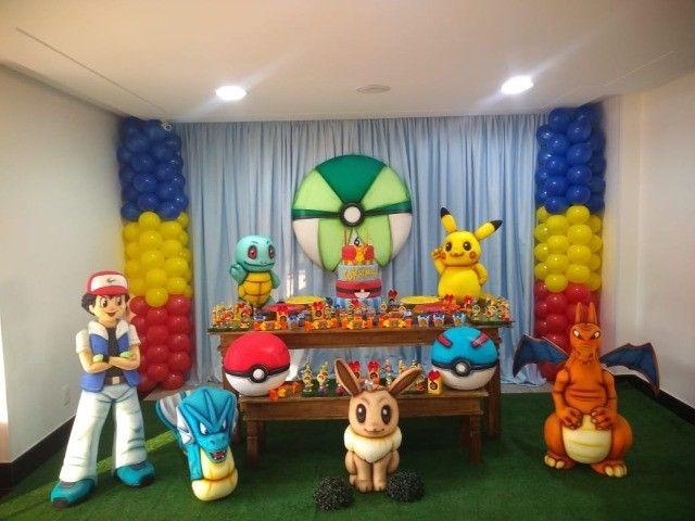 venda de decoração para festa infantil - Foto 2