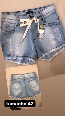Bermuda e calça jeans novos  - Foto 2