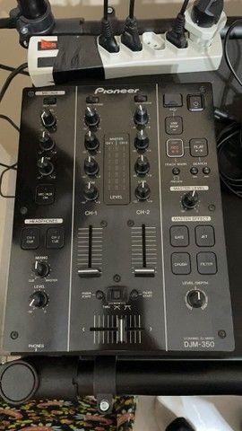 Kit CDJ350 e DJM350 - Foto 3