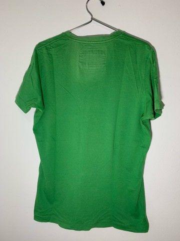 Camisa masculina Acostamento - Foto 2