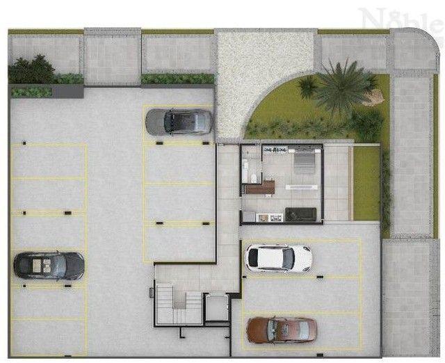 Apartamento de 02 dormitórios próximo ao mar e a Lagoa do Violão - Foto 3
