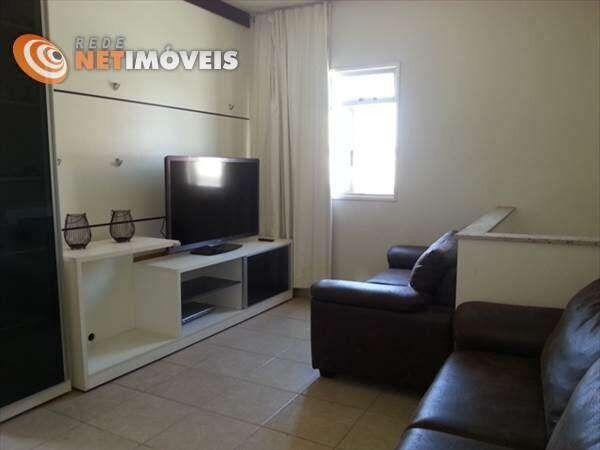 Apartamento à venda com 4 dormitórios em Castelo, Belo horizonte cod:44168 - Foto 7