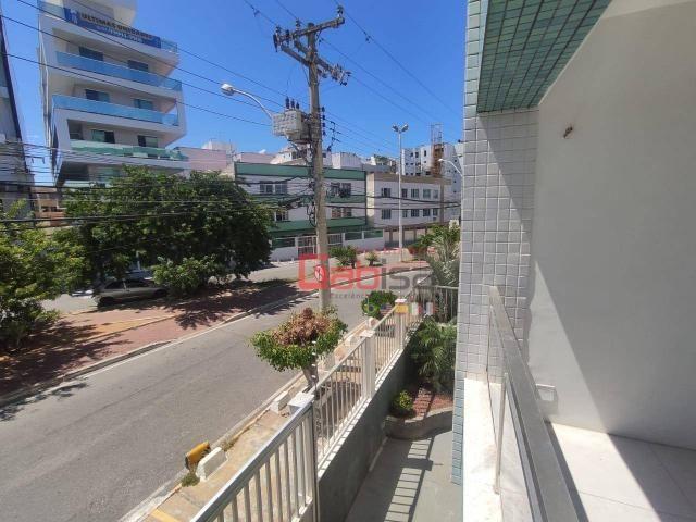 Apartamento com 3 dormitórios para alugar, 90 m² por R$ 2.800,00/mês - Algodoal - Cabo Fri - Foto 12