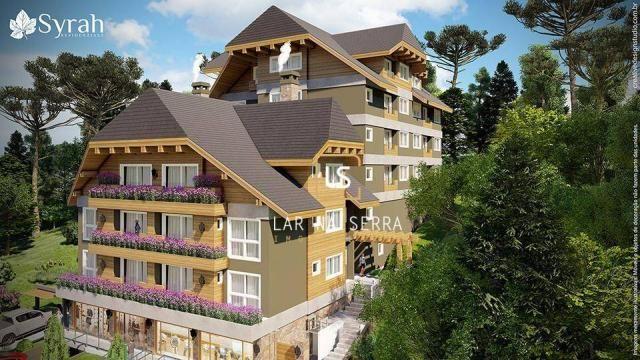 Apartamento à venda, 107 m² por R$ 728.260,47 - Lagos Do Bosque - Gramado/RS - Foto 6