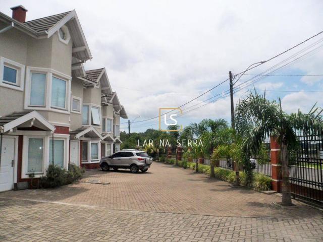 Casa com 3 dormitórios à venda, 120 m² por R$ 680.000,00 - Parque das Hortênsias - Canela/ - Foto 4