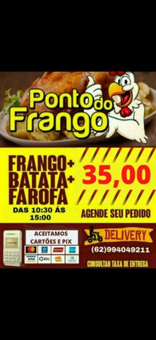 FRANGO ASSADO