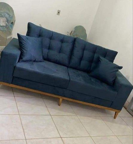 Super promoção de sofa retro - Foto 4