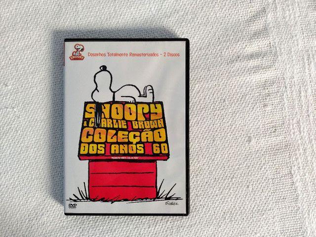 Box Snoopy Série Animada Anos 60