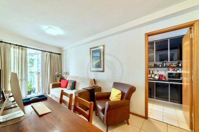 Apartamento com 3 dormitórios à venda, 90 m² por R$ 1.330.000,00 - Humaitá - Rio de Janeir - Foto 4