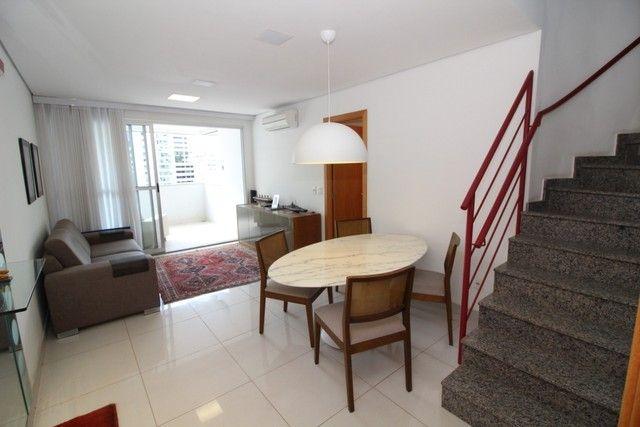 Cobertura no LUXEMBURGO climatizada, som ambiente , três quartos - Foto 2