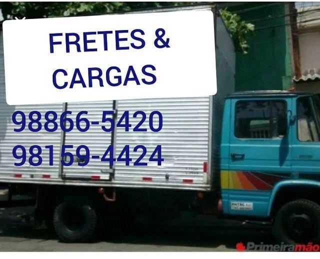 FRETES & CARGAS E MUDANÇAS