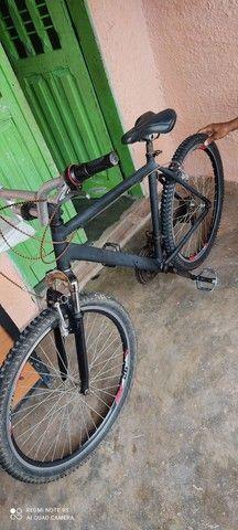 Vendo essa Bicicleta em Tamandaré!  ? descrição - Foto 2
