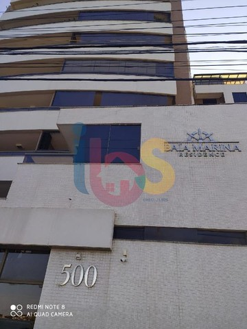 Apartamento no Edifício Baia Marina Residence