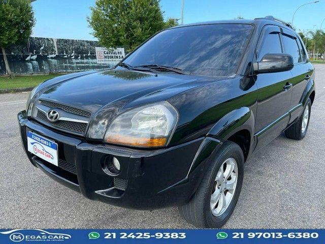 Hyundai Tucson GLS Automatica com GNV - Foto 2