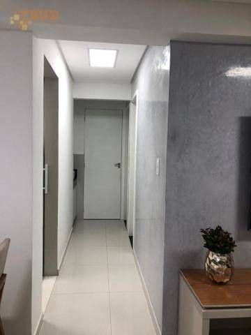 Apartamento com 2 dormitórios à venda, 47 m² por R$ 397.000,00 - Madalena - Recife/PE - Foto 5