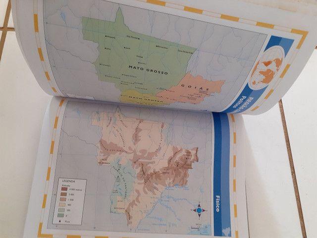 Atlas Escolar-Mapas - Foto 3