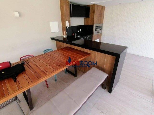 Apartamento com 3 dormitórios à venda, 76 m² por R$ 739.559 - Luciano Cavalcante - Fortale - Foto 19