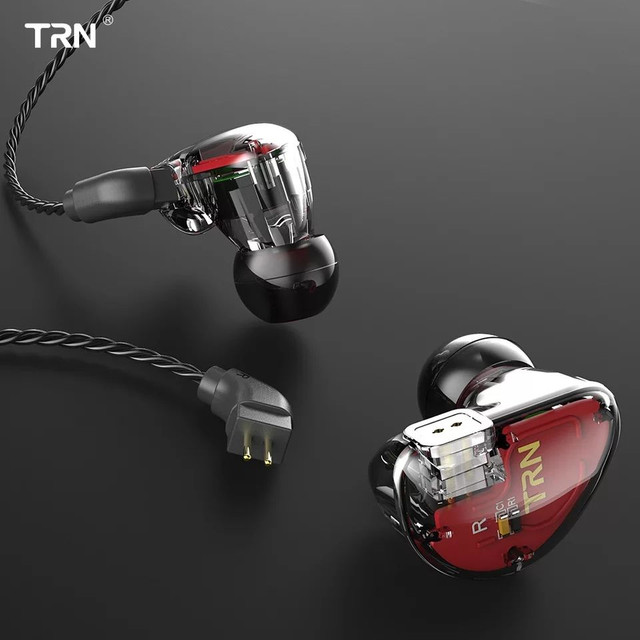 Fone Trn V30 + Case - Foto 3