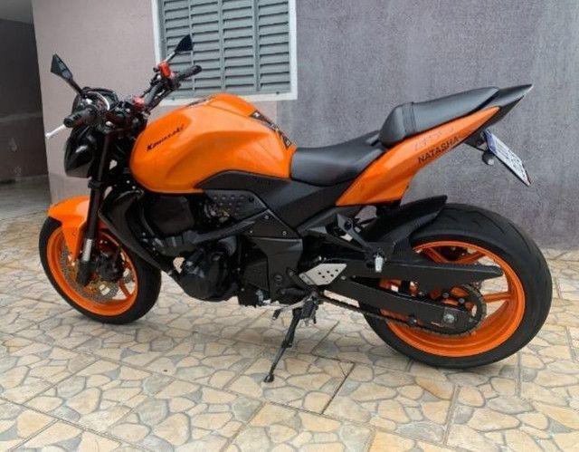 Kawasaki Z750 - Foto 3