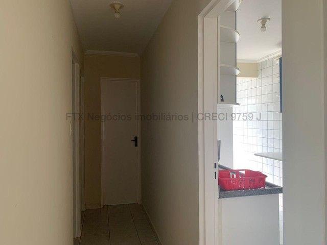 Apartamento para aluguel, 2 quartos, 1 vaga, Jardim São Lourenço - Campo Grande/MS - Foto 9