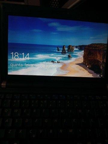Vendo notebook Samsung usado - Foto 5