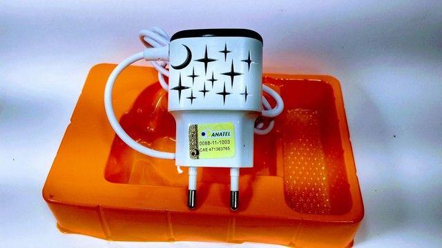 Carregador turbo 4.1 A ( universal vários aparelhos) - Foto 4