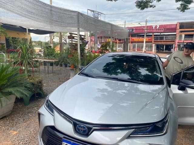 Corolla Altis Premium Híbrido 2021