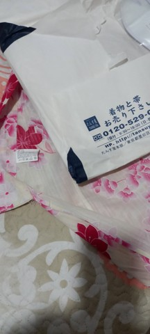 Kimono Feminino Tradicional Japonês- Floral - Foto 6