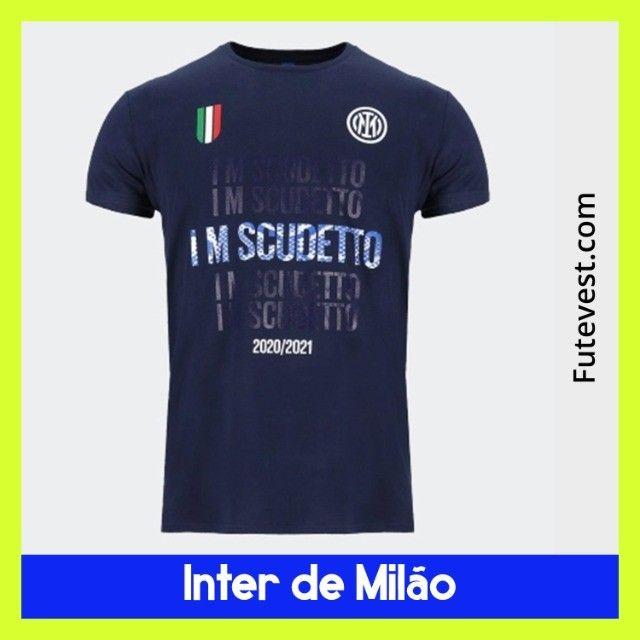 Camisas de Time de Futebol 2021/22