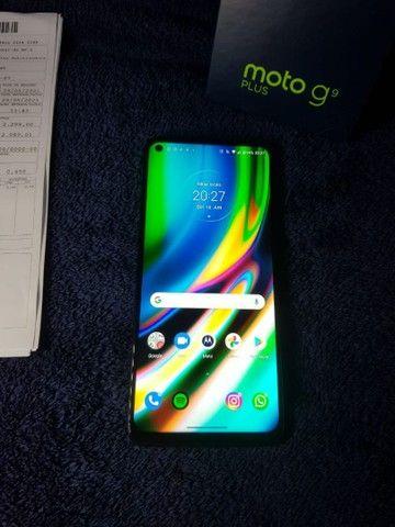Motorola MOTO G9 PLUS 128GB  - Foto 3