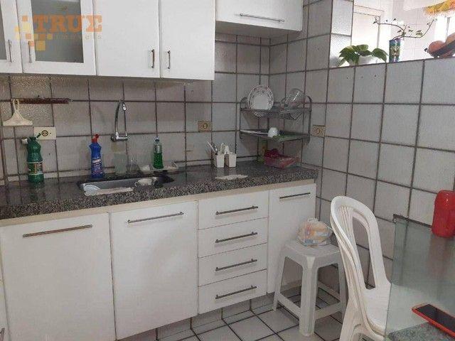 Apartamento com 4 quartos, 143 m² por R$ 780.000 - Espinheiro - Recife/PE - Foto 4